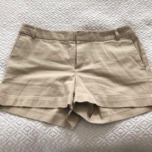 Khaki Banana Republic Shorts